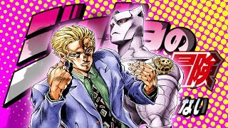 TWITCH HIGHLIGHTS: My Reaction To JoJo's Bizarre Adventure: Diamond Is Unbreakable Episodes 17-21