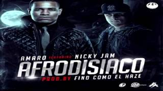 Video Afrodisíaco ft. Amaro Nicky Jam