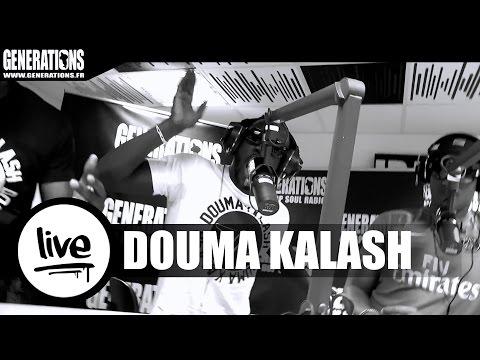 Youtube: Douma Kalash – Igo #7 (Live des studios de Generations)