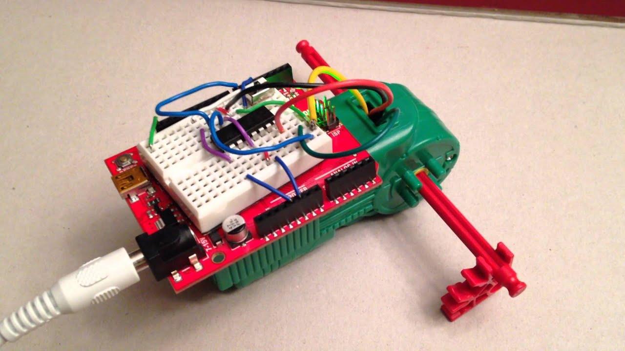 Arduino   K U0026 39 Nex Motor