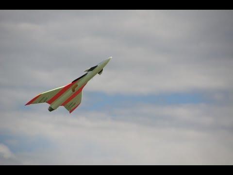 600+ km/h Turbine Jet Sky Runner 900  E-Meeting Aspach 2015