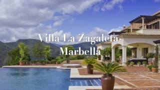 Villa de luxe Marbella a louer - Villa La Zagaleta -  Marbella