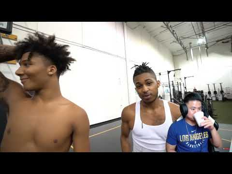 DDG GETS BODIED BY 16 YEAR OLD KID! REACTING TO DDG VS MIKEY WILLIAMS 1V1 BASKETBALL!