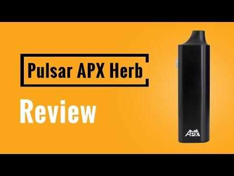 Pulsar APX Herb Review – Vapesterdam