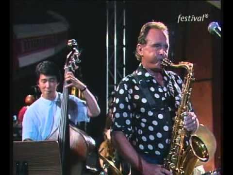 Stan Getz Quartet Featuring Kenny Barron - Live 1989