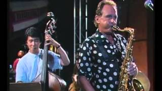 Stan Getz Quartet Featuring Kenny Barron - Live 1989