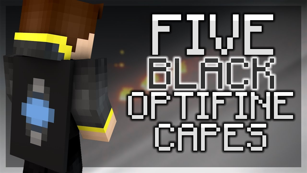 5 optifine cape designs black designs funnydog tv for Cape designs
