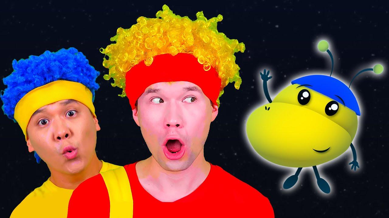 Download Happy Aliens | D Billions Kids Songs