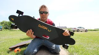 MEEPO BOARD UNBOXING-REVIEW