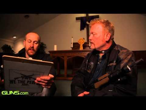 Heart of Fire Church: A welcoming of spirit, guns and patriotism