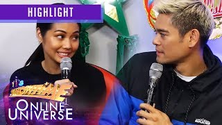 Jay R and Mica share about the songs they write together | Showtime Online