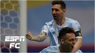 Will Lionel Messi FINALLY win silverware with Argentina at Copa America ESPN FC