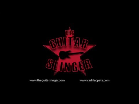 The Guitar Slinger Guitar Holder