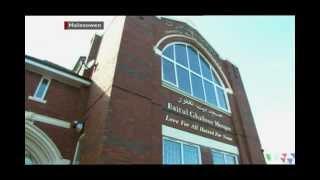 BBC News-Ahmadiyya Muslim Caliph opens Midlands Mosques.mp4