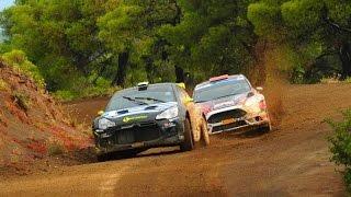 ERC Acropolis Rally 2015 Ράλλυ Ακρόπολις Full HD