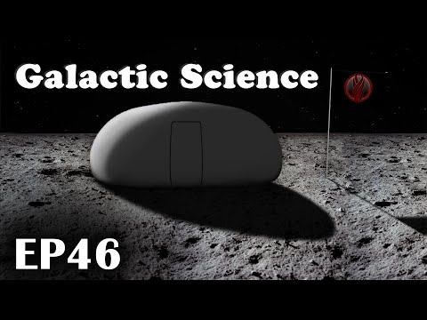 Minecraft: Galactic Science ep46 - Quibit clusters