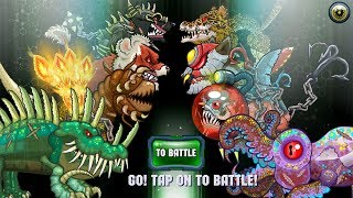 ✔️MUTANT FIGHTING CUP 2 TẬP 1- CHÓ CON ĐẠI CHIẾN GAME Android, Ios