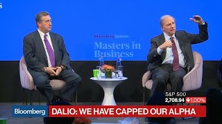 Bridgewater's Dalio Expects Low Returns for a 'Very, Very Long Time'
