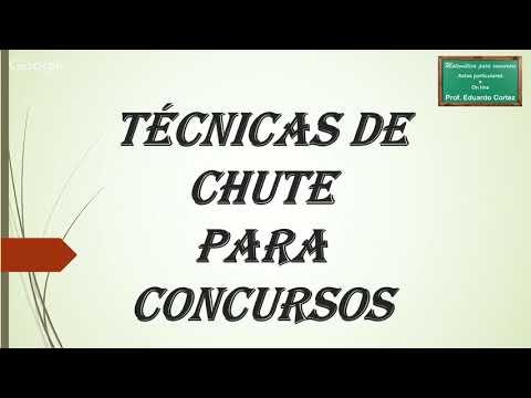 Técnicas de chutes para provas e concursos - Coaching para Concursos