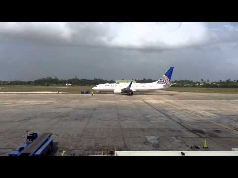 Belize Airport Movements #2