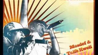 Talib Kweli - The Blast(Feat Erykah Badu)LIVE!!!
