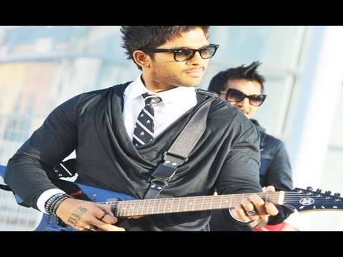 Allu Arjun Stylish Photos Exclusive HD - Iddarammayilatho