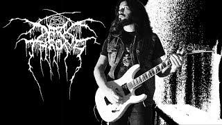 Darkthrone - Inbred Vermin (guitar cover)