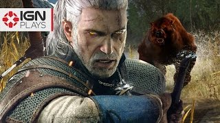 witcher 3 cheat spawns hundreds of bears ign plays