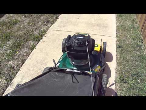 Yardman 21 inch Mower with Honda Engine