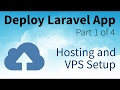 [Vue JS Tutorials] Understanding Hosting Options and Setting up our VPS to Deploy Laravel App