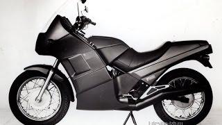 Супербайки из СССР: Эскортные мотоциклы ИЖ с роторными двигателями