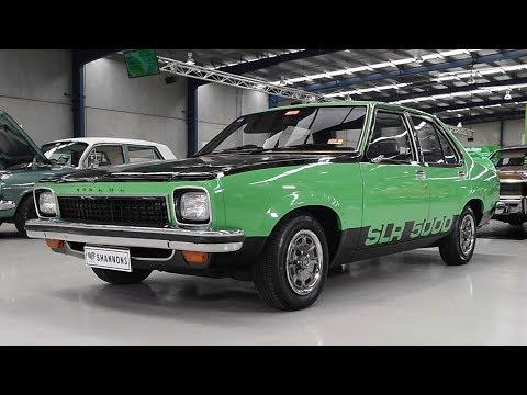 1975 Holden LH Torana SL/R 5000 Sedan - 2018 Shannons Melbourne Late Spring Classic Auction