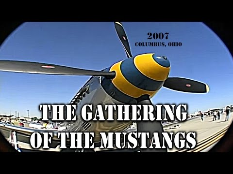 The Gathering of the Mustangs, Columbus Ohio 2007