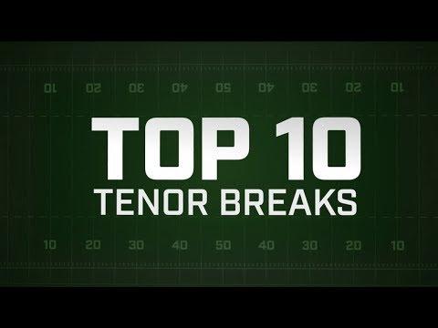 Top 10 PIW 2018 Tenor Breaks: WGI Finals Week