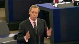 Open doors leading to earthquake in British politics next May - @Nigel_Farage @UKIP