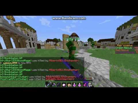 Annihilation enchanter Farm and Rush -MCW- Opple & Pots + random12 hacker