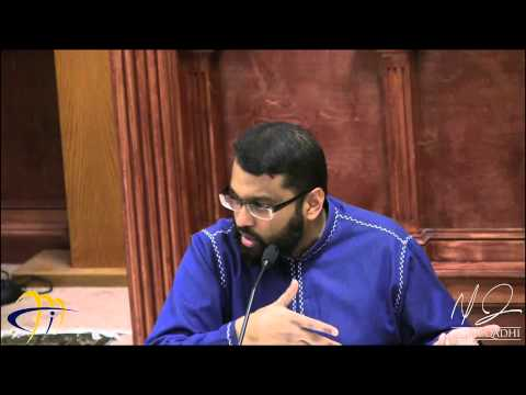 The Printing Press & Fall of the Muslim Ummah - Shaykh Dr. Yasir Qadhi - 2012-01-04