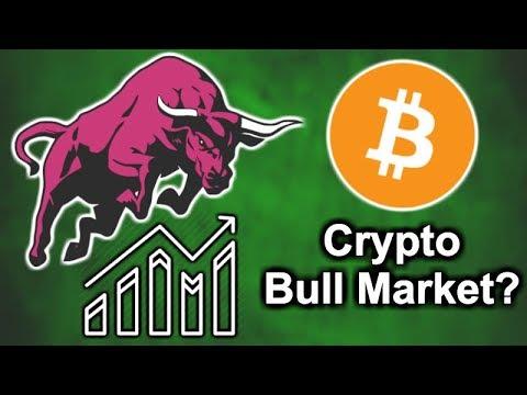 Are We In A BULL MARKET? Crypto & Bitcoin 2019 Prediction