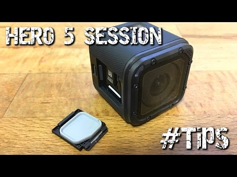How To Add External Power To Gopro Hero 5 Session Youtube