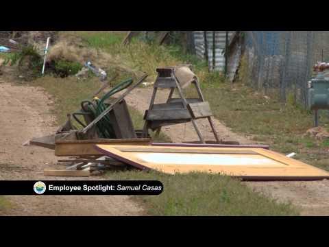 Employee Spotlight: Samuel Casas