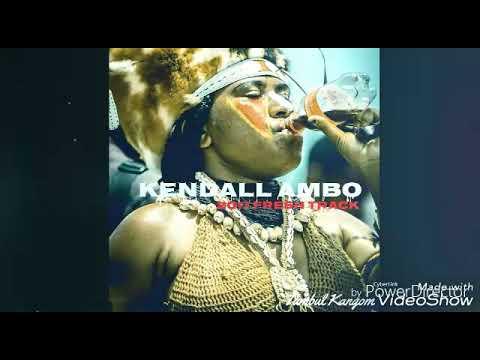DJ Manzin - Kendall Ambo - 2017 PNG Music