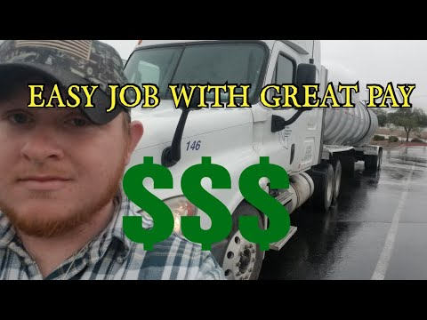Transmix The Easiest Tanker Job Ever!