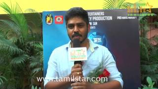 Vignesh Karthick At Nee Short Film Screening