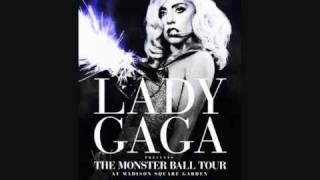 #5 Lady Gaga The Monster Ball HBO Special Audio - Love Game