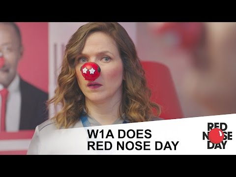 W1A does Red Nose Day 2017 - BBC One