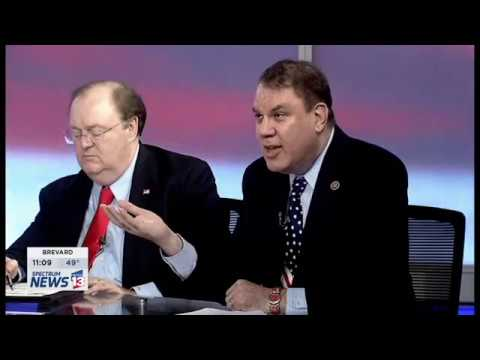Alan Grayson on News 13 - State of the Union Coverage