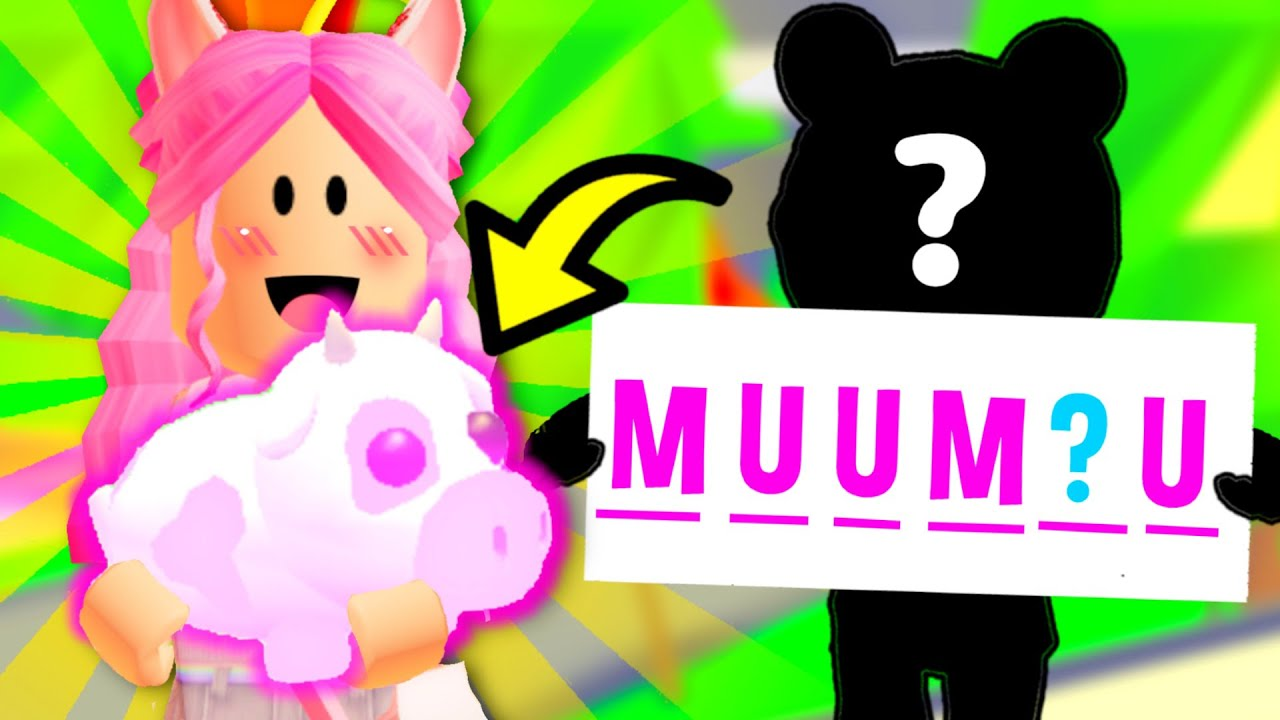 If you *WIN* BUY WHATEVER YOU CAN SPELL Challenge, you GET your DREAM PET in Adopt Me Roblox!