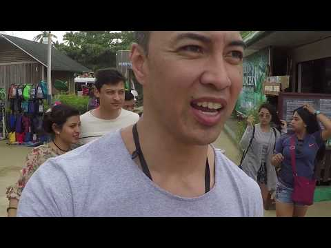 The UNESCO World Heritage Sight: Underground River Tour on Palawan