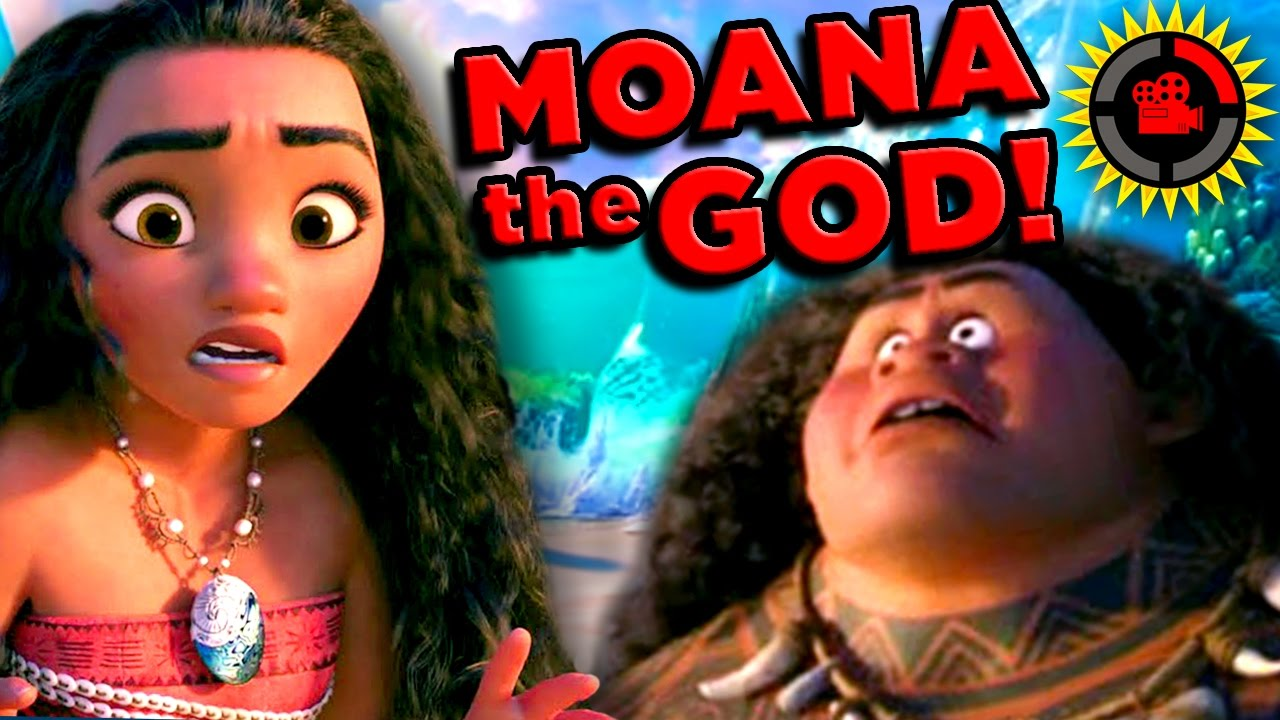 Film Theory: Disney Moana's SECRET Identity REVEALED ...