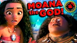 Film Theory: Disney Moana's SECRET Identity RE...
